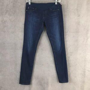 AG Adriano Goldschmied- Dark Wash Skinny Jeans 26R